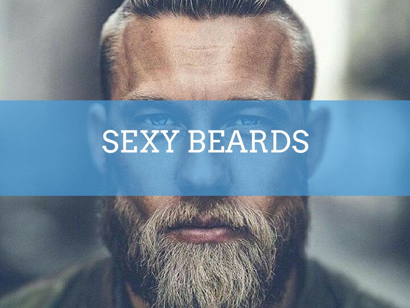 Bearded Men are hot