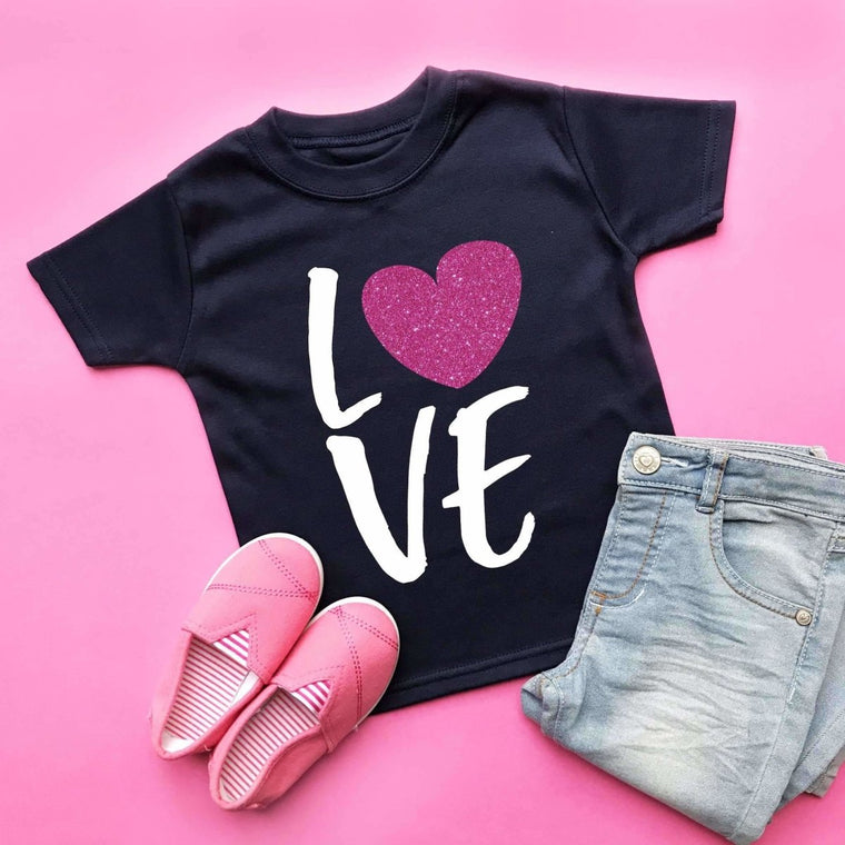 Love T-Shirt, Valentines Design