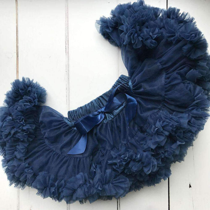 Midnight Blue Tutu - Cotton and Bloom