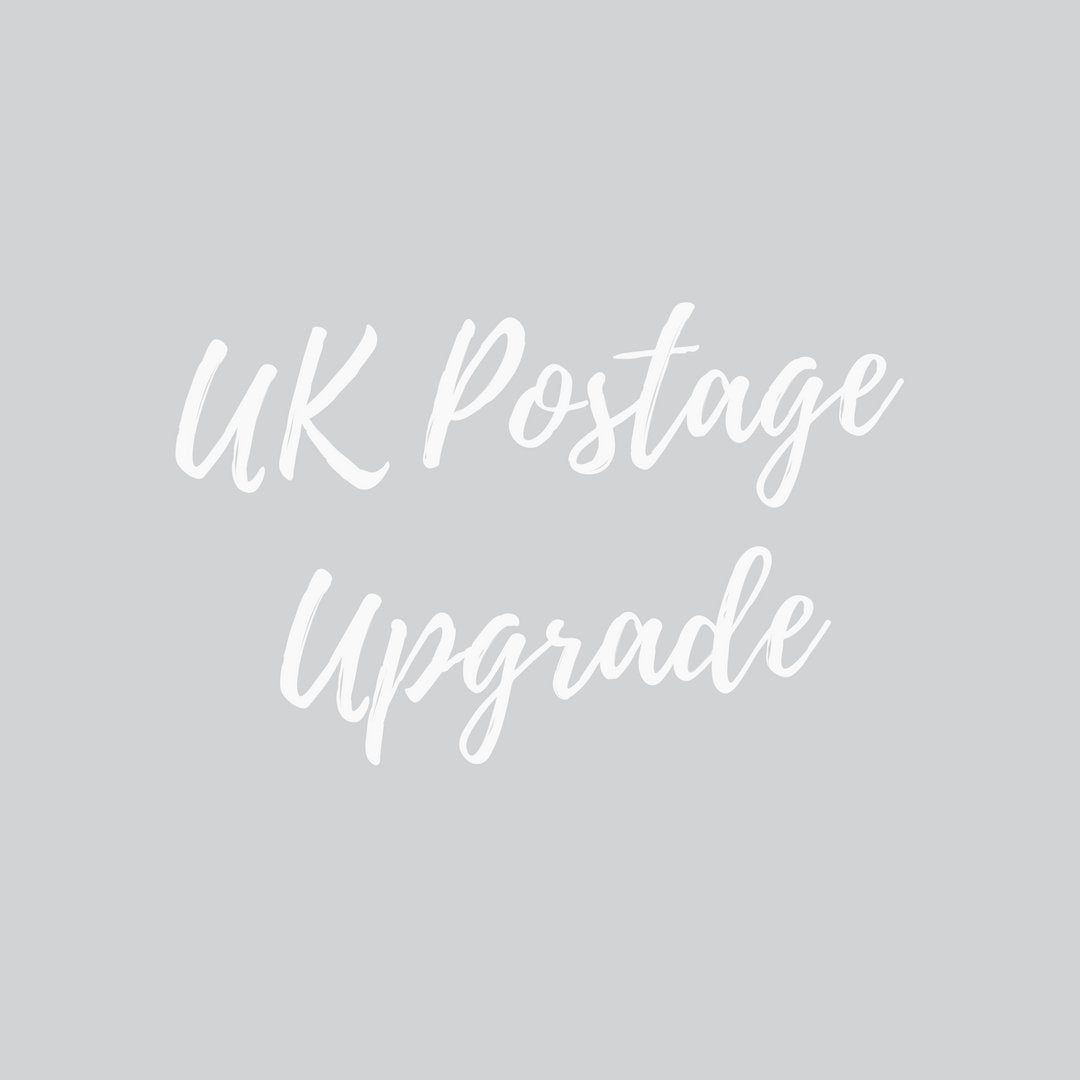 Postage Upgrade - Cotton and Bloom