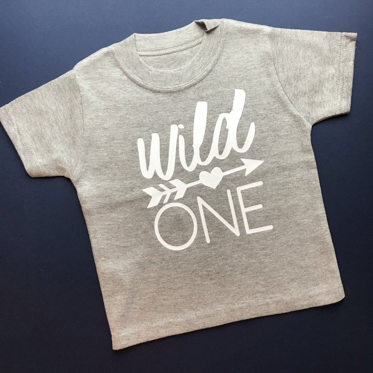 READY TO SHIP - Wild One - Cotton and Bloom