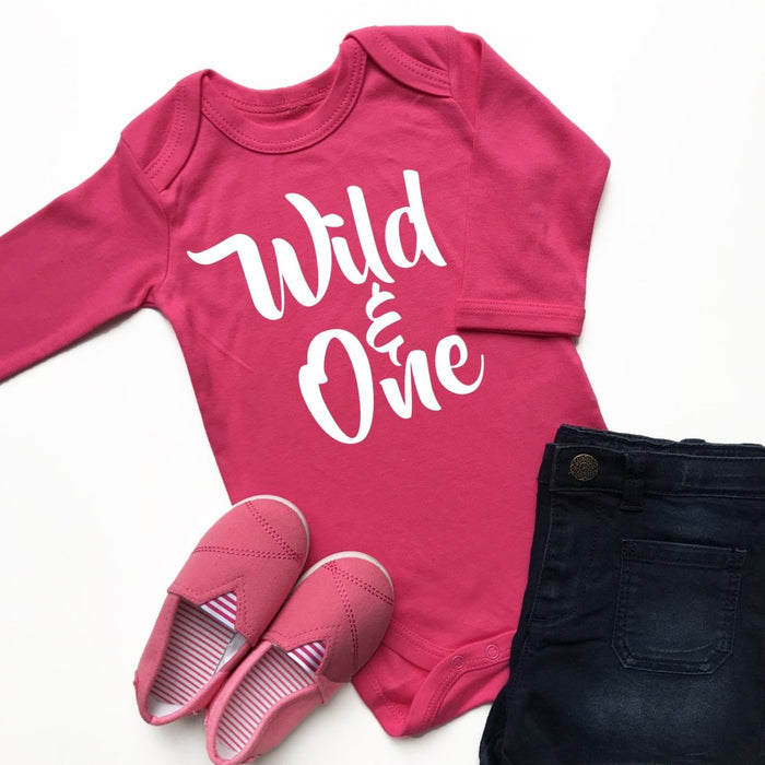 Wild & One, Long Sleeve Vest