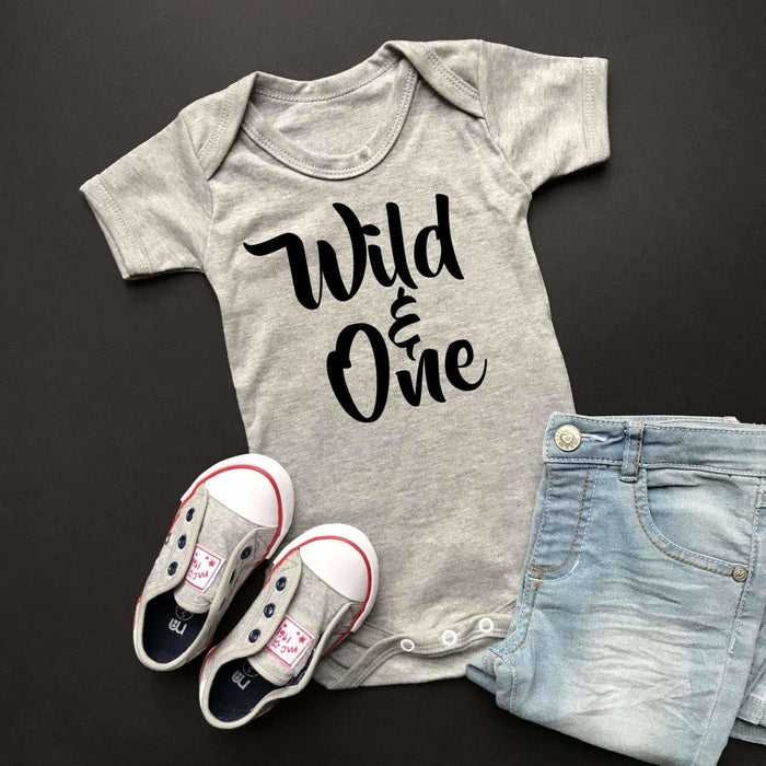 Wild & One, Short Sleeve Vest