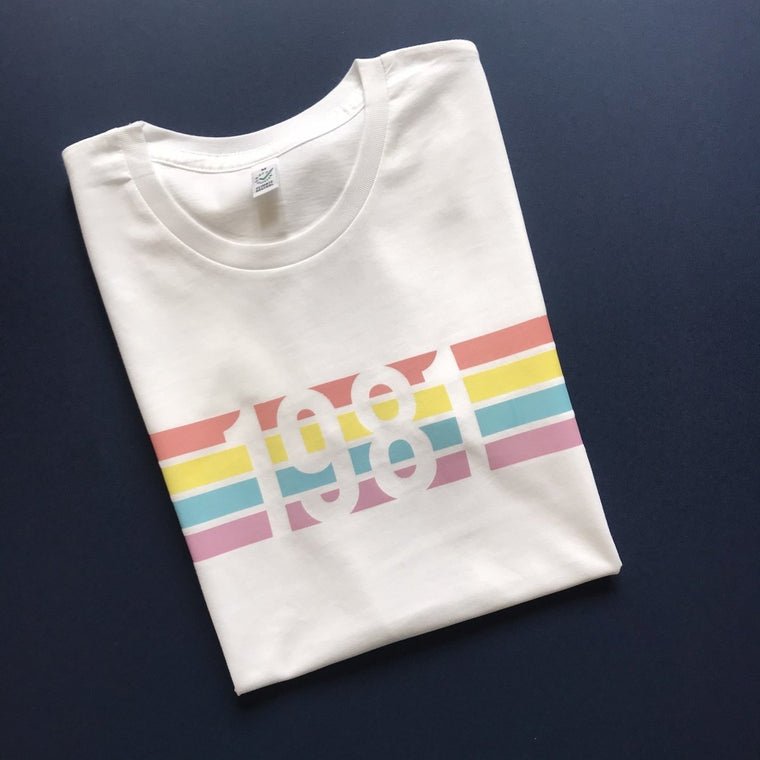 Womens' Rainbow Year T-Shirt