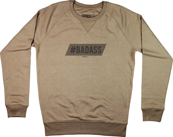 Sweatshirt Badass Camel by [FRENCHKIFF]
