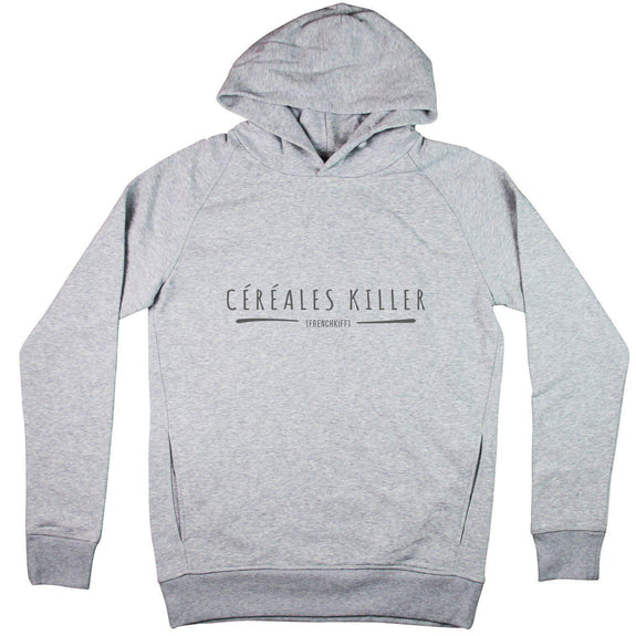 Sweat à capuche Céréales killer XS by [FRENCHKIFF]
