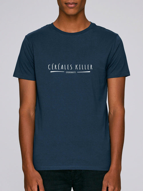 T-shirt Céréales killer XS by [FRENCHKIFF]
