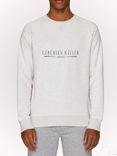 Sweatshirt Céréales killer XS by [FRENCHKIFF]