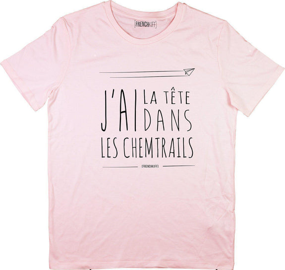 T-shirt Chemtrails Rose by [FRENCHKIFF]