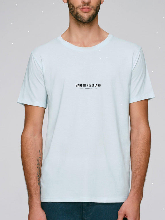 T-shirt Made In Neverland Gris sport by [FRENCHKIFF]