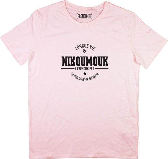 T-shirt Nikoumouk Rose by [FRENCHKIFF]