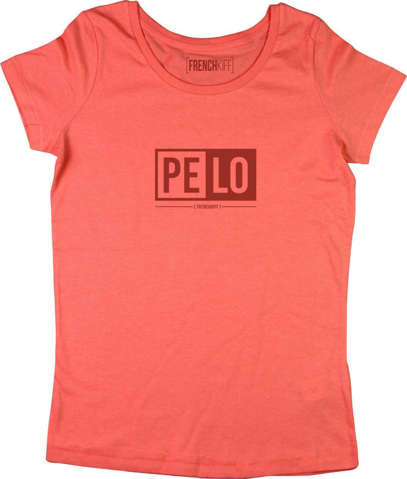 T-shirt Femme Pelo Corail by [FRENCHKIFF]