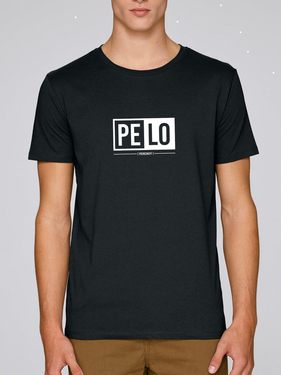 T-shirt Pelo Jaune moutarde by [FRENCHKIFF]