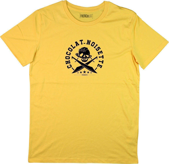 T-shirt Sinok Jaune moutarde by [FRENCHKIFF]