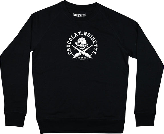 Sweatshirt Sinok Noir by [FRENCHKIFF]