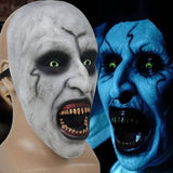 2018 The Nun Cosplay Horror Movie Mask Valak Conjuring Scary Halloween Half Mask-Horror Theme-WickyDeez