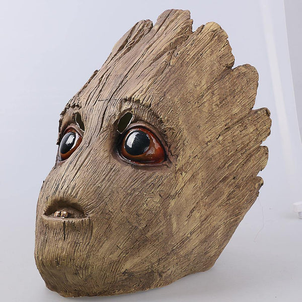 Guardians of the Galaxy Vol 2 Baby Groot Vin Diesel Cosplay Mask-Marvel Comics Cosplay-WickyDeez