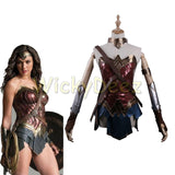 2017 Wonder Woman Justice League Dawn of Justice Cosplay Costume-DC Comics Cosplay-WickyDeez