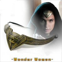2017 Wonder Woman Headband Tiara Crown Headwear Costume Prop (Bronze / Silver)-DC Comics Cosplay-WickyDeez
