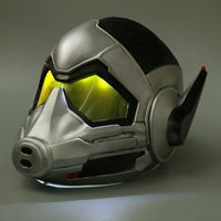 2018 Ant-Man & Wasp LED Glowing Lights Helmet Mask Ant-Man and The Wasp Cosplay-WickyDeez