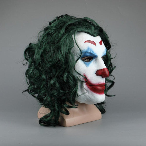 2019 The Joker Movie Mask Joaquin Phoenix Cosplay Comic Con