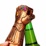 Infinity Thanos Gauntlet Glove Beer Bottle Opener Soda Glass Caps Remover Kit-Thanos-WickyDeez
