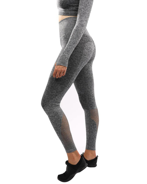 High Quality Seamless Shapewear Workout Leggings - WickyDeez
