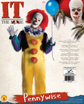 Rubie's IT The Movie Adult Pennywise Deluxe Costume Inspired from the Classic