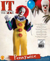 Rubie's IT The Movie Adult Pennywise Deluxe Costume Inspired from the Classic-Horror Theme-WickyDeez