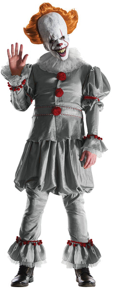 Float with the Grand Heritage Pennywise Stephen King's It Costume-Horror Theme-WickyDeez
