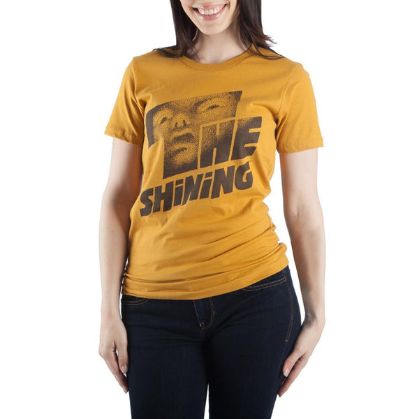 Women's The Shining T-shirt Top-Women's Tops-WickyDeez