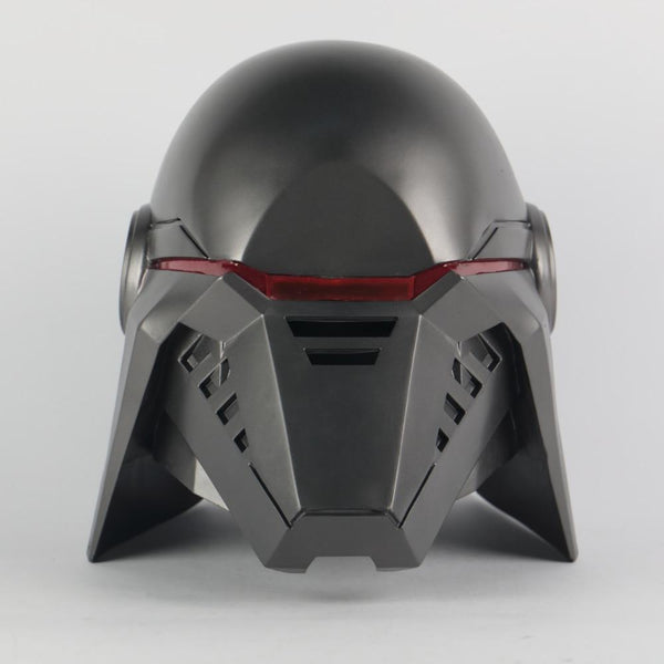 Star Wars Mask Jedi Fallen Order Second Sister Inquisitor Helmet Cosplay Mask Hard PVC Prop (jedi helmet) - WickyDeez