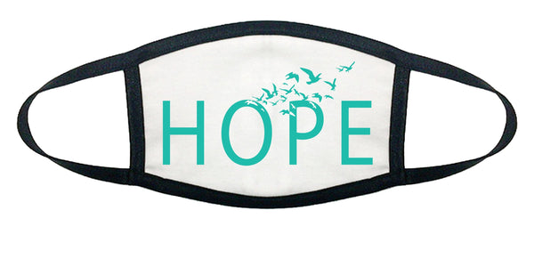 HOPE Face Mask | 100% Cotton (Shipped from U.S)