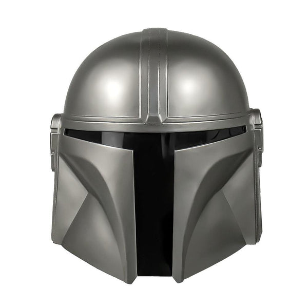 The Mandalorian Season 2 Helmet Cosplay Costume Hard PVC Mask | Inspired by the Star Wars and The Mandalorian Series