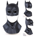 NEW Alternate Version of The Batman 2022 Movie Mask Robert Pattinson Cosplay Costume Cowl Prop - WickyDeez