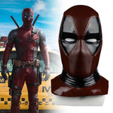 2018 New Deadpool 2 Mask Cosplay Halloween Prop Mask Alternate Version-Marvel Comics Cosplay-WickyDeez