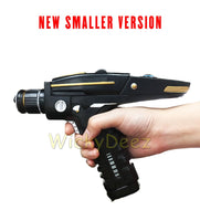 New Smaller Star Trek Discovery Starfleet Hand Phaser Type II Complete Resin Kit Replica Prop-Star Trek-WickyDeez