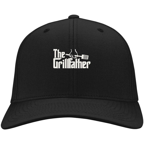 The-Grillfather-Hat-Cap-Fathers-Day-BBQ-Pro-Hat-WickyDeez-1