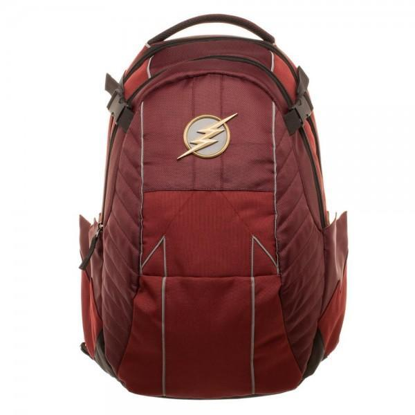 DC Comics Flash Built Backpack-MXED-WickyDeez