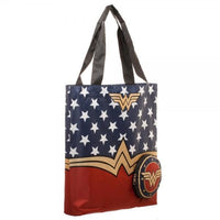 DC Comics Wonder Woman Packable Tote-MXED-WickyDeez