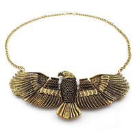 Eagles Necklace-Women's Accessories-WickyDeez
