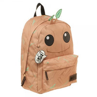 Guardians of the Galaxy Groot Big Face Backpack-MXED-WickyDeez
