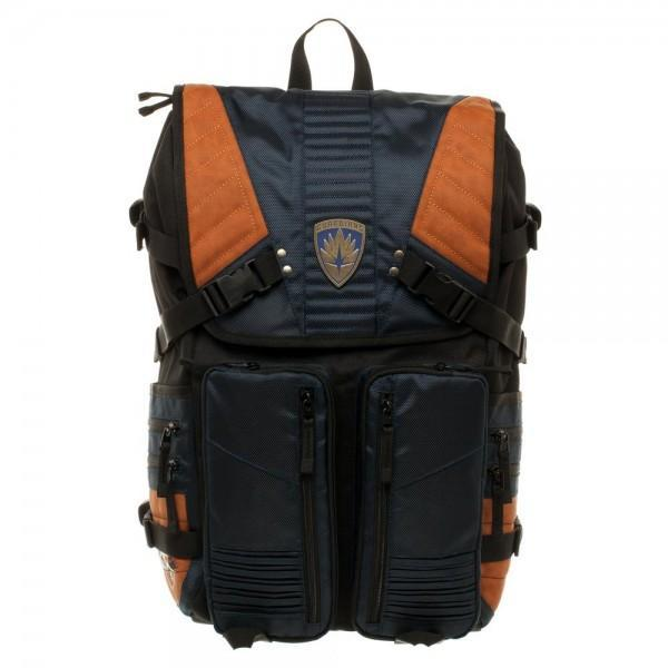 Guardians of the Galaxy Rocket Backpack-MXED-WickyDeez