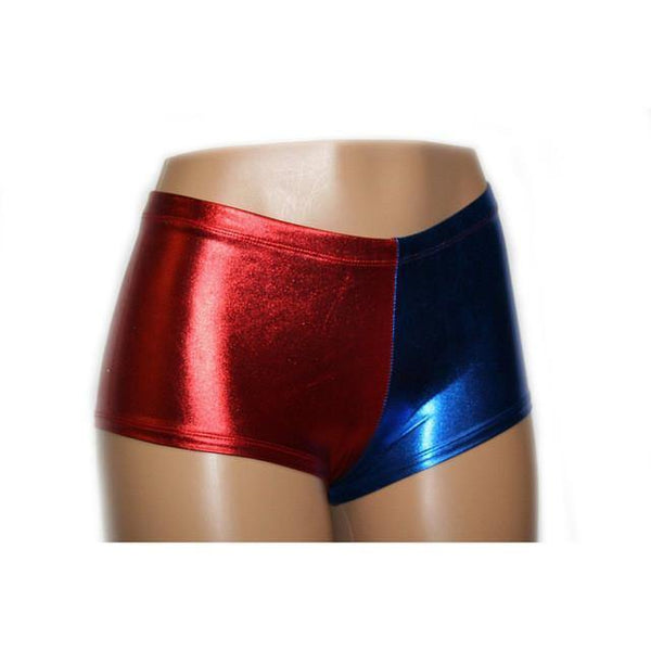 HOT Harley Quinn Suicide Squad Cosplay Booty Shorts and Panties / Briefs-DC Comics Cosplay-WickyDeez