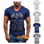 I'm Not Saying I'm Batman I'm Just Saying Graphic Novelty Mens Funny T Shirt Tops-DC Comics Cosplay-WickyDeez