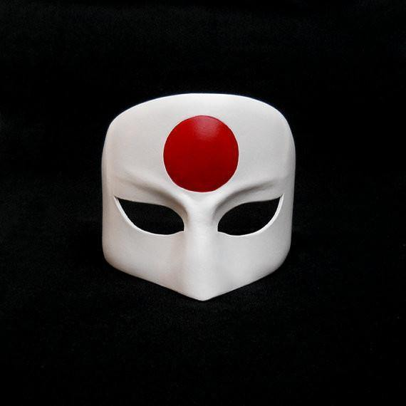 Katana Suicide Squad DC Comics Costume Cosplay Adult Mask Collection-DC Comics Cosplay-WickyDeez