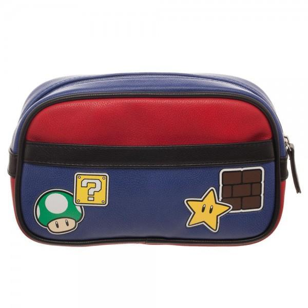 Super Mario Nintendo Cosmetics Bag-Computer Game Cosplay-WickyDeez