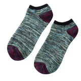 Men's High Quality Fashion Crew Ankle Low Cut Casual Business Classic Warm Socks (In 5 Colors)-Men's Footwear-WickyDeez