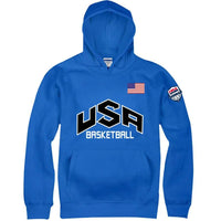 Men's Thick Pullover American USA Hip Hop Hoodie Jacket - 4 Colors S-XXL-Men's Tops-WickyDeez
