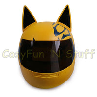 NEW Celty Sturluson The Black Rider Anime DuRaRaRa Cosplay Costume Prop Mask-Computer Game Cosplay-WickyDeez